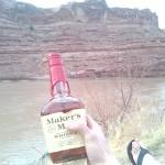 Birthday on the Colorado, near Moab